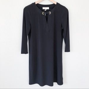 NWT Michael Kors Black Shift Dress